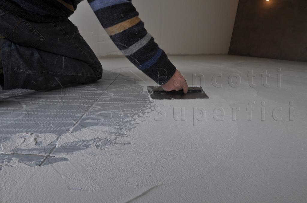 Rinnovare i pavimenti senza demolizioni