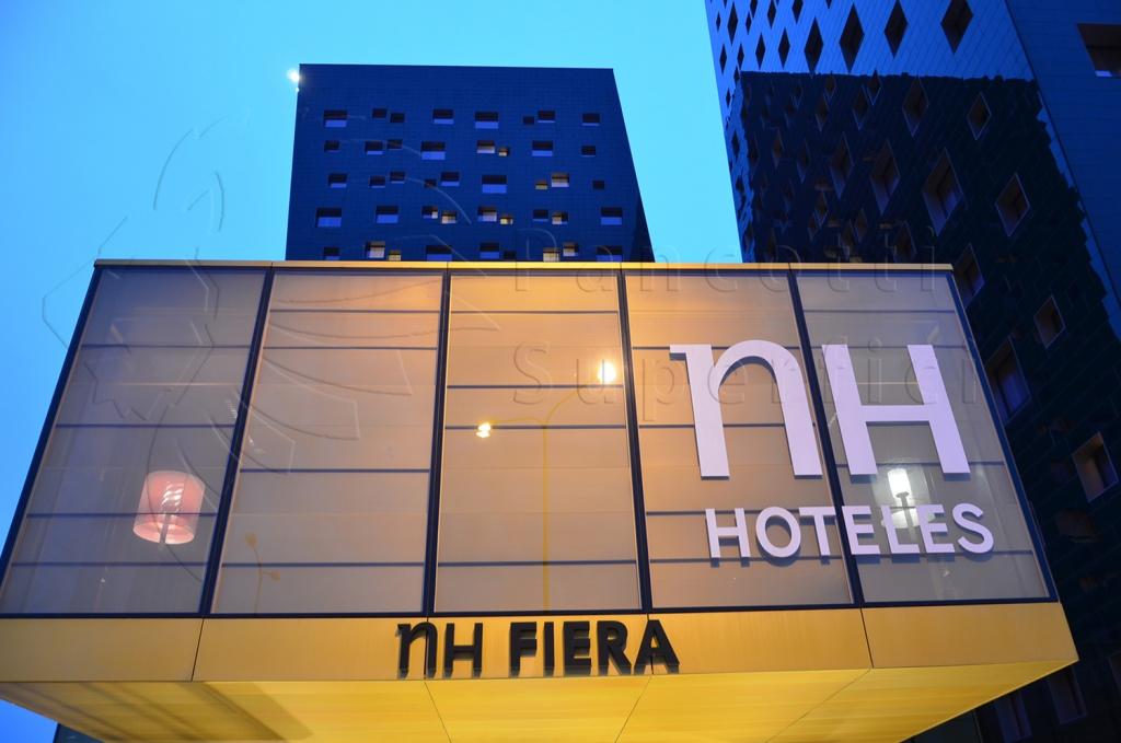 NH hotel sceglie Microcemento®